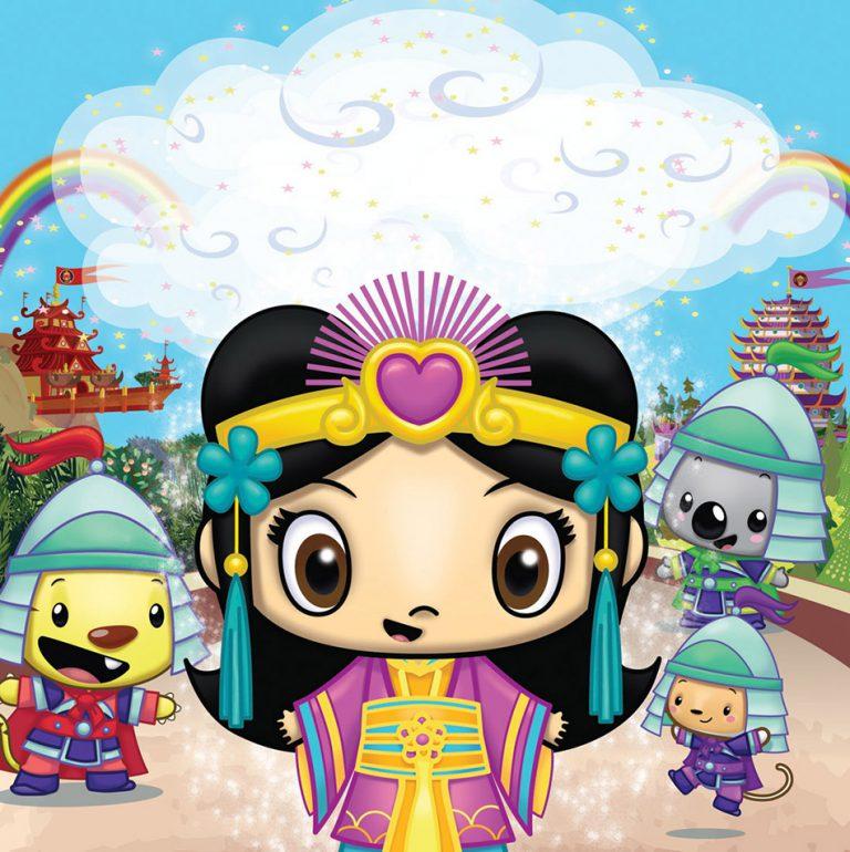 ni hao, kai-lan- princess cover