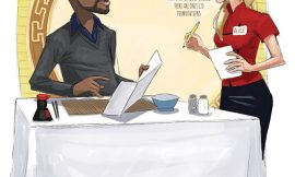 MoPA- restaurant sketch